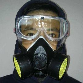 Mặt nạ phòng độc dùng phun thuốc sâu