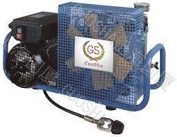 Máy nạp khí cho bình lặn/máy nạp khí cho bình SCBA chạy điện