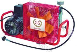 Máy nạp khí cho bình lặn/nạp khí cho bình SCBA chạy xăng
