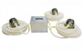 Máy thở cung cấp khí tươi sạch chạy điện ống dài