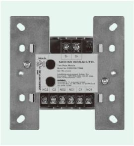 Module giám sát lối ra 2 tiếp điểm Nohmi FRRU004 TRM4