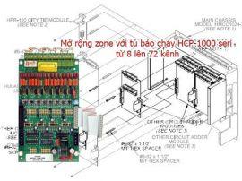 Module Mở Rộng 8 Zone Cho HCP-1000 Series