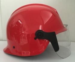 Mũ chống cháy châu âu màu đỏ