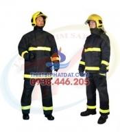 Mũ chữa cháy theo quy định của thông tư 48