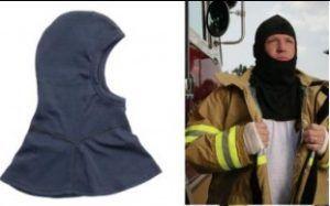Mũ chùm Aramid bảo vệ lính cứu hỏa KTFH500 Korea