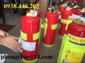 Nạp sạc bình chữa cháy giá bao nhiêu ?