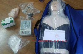 Người giả CPR bán thân loại điện tử