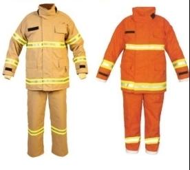 Quần áo chống cháy 700 độ