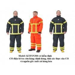 Quần áo chống cháy KTFSN300 Korea