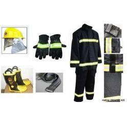 Quần áo chống cháy TT56 CHINA 2 lớp, 4 lớp