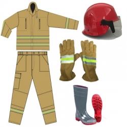 Quần áo chữa cháy thông tư 48 kiểm định cục PCCC