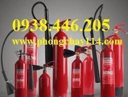 Quy định thời hạn nạp sạc bình chữa cháy