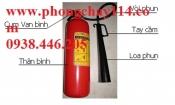 Thiết bị pccc - Bán bình chữa cháy quận 10 giá tốt nhất TPHCM