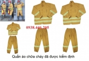 Trang phục chữa cháy