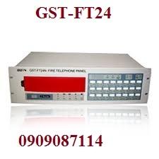 Tủ liên lạc 24 kênh. 24VDC. Có thể nối mạng 8 GST-FT24