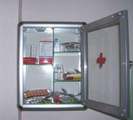Tủ thuốc y tế nhôm kính gia đình
