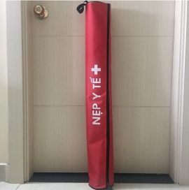 Túi đựng nẹp cứu thương trong y tế