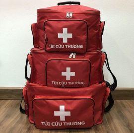 Túi sơ cứu - túi cứu thương loại B (theo thông tư 19)
