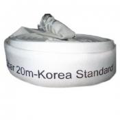 Vòi chữa cháy công nghệ Hàn Quốc 2 lớp D50 –D65