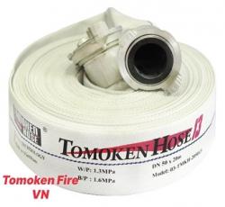 Vòi chữa cháy Tomoken D50/D65 1.3Mpa