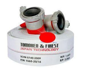Vòi chữa cháy Tomoken DN65x20mx1.6Mpa VJ65-20/16