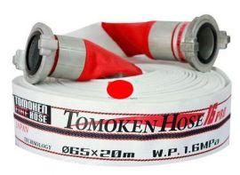 Vòi Chữa Cháy Tomoken Pro DN65x20mx1.6Mpa 03-TMKH-206516B