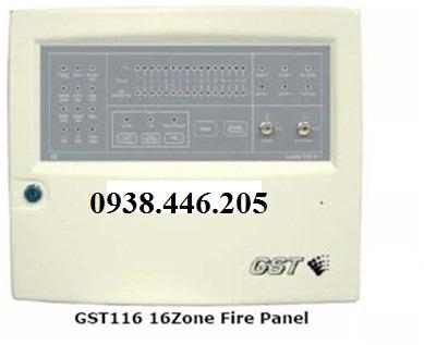 Trung tâm báo cháy GST116