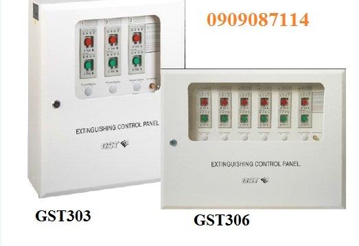 Tủ điều khiển xả khí địa chỉ GST303