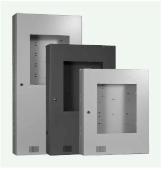 Vỏ tủ trung tâm báo cháy PCA N3060 S/M/L - NW/R