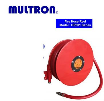 Vòi Chữa Cháy Rulo Multron Hose Reel